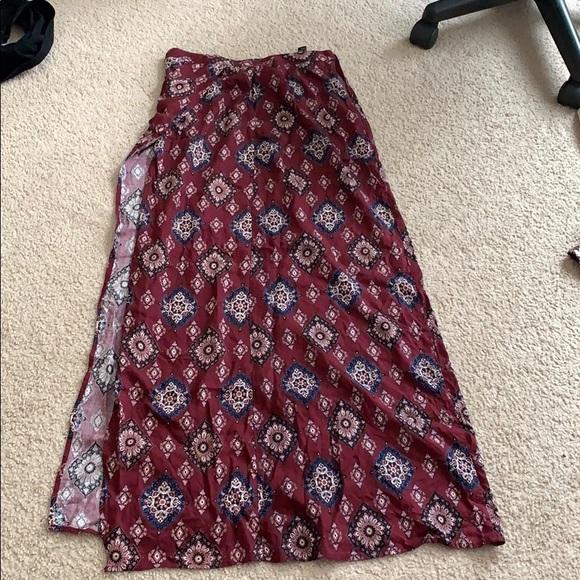 Dresses & Skirts - Maxi Skirt   Forever 21